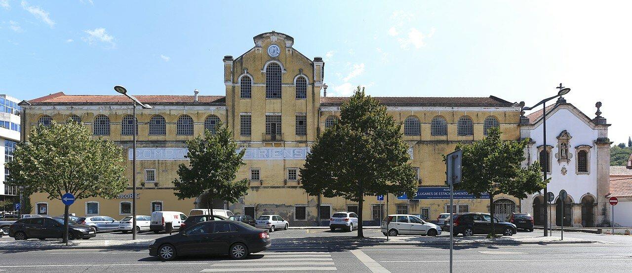 Leiria. Monastery of Saint Francis (Convento de São Francisco)