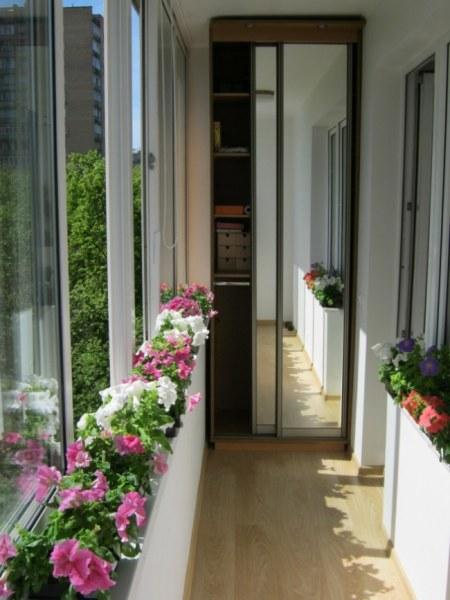 Дизайнерские идеи для оформления балкона (20 фото)