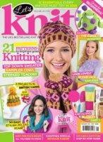 Журнал Let's Knit №1 January 2015
