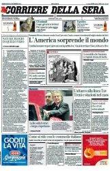 Il Corriere della Sera  (24 dicembre 2014)