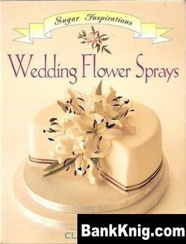 Wedding Flower Sprays / Лепка цветов для свадебных тортов