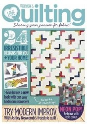 Журнал Love Patchwork & Quilting - Issue 18