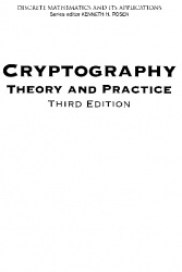 Cryptography-Theory and Practice (Third Edition)