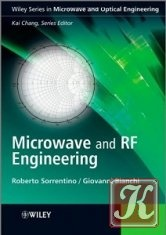 Книга Microwave and RF Engineering
