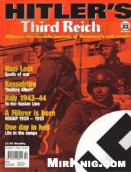 Журнал Hitler's Third Reich No.22