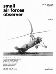 Журнал Small Air Forces Observer 108