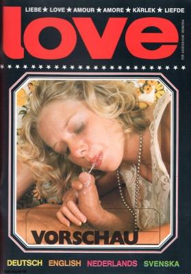 Журнал Журнал Love Vorschau #8