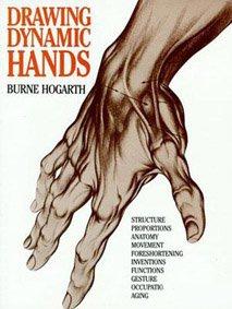 Журнал Drawing Dynamic Hands
