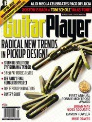 Журнал Guitar Player - May 2014 USA