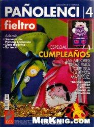 Журнал Panolenci fieltro 4