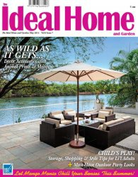 Журнал The Ideal Home and Garden Magazine - May 2014