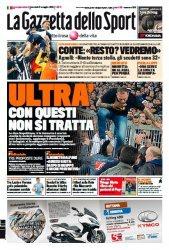 Журнал La Gazzetta dello Sport (06.05.2014)