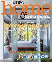 Журнал Metro Home & Entertaining - Vol.11 No.2