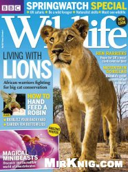 BBC Wildlife - May 2014