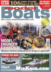 Журнал Model Boats №4 2014