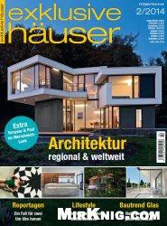 Exklusive Häuser  Frühjahr-Sommer 2014