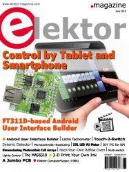 Журнал Elektor Electronics №6 2014