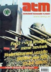 Журнал ATM 2001 №7 (Armadni Magazin)
