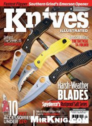 Knives Illustrated - July/August 2014