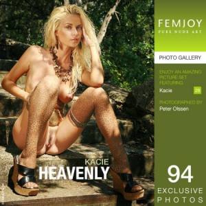 Журнал Журнал FemJoy: Kacie - Heavenly (18-04-2014)