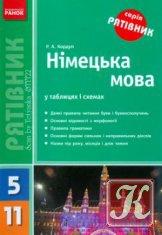 Книга Книга Німецька мова у таблицях і схемах
