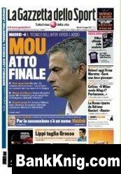 Журнал La Gazzetta dello Sport ( 18-19-05-2010 )