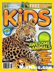 Журнал National Geographic Kids - August 2014