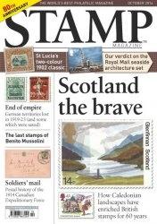 Журнал Stamp Magazine - October 2014