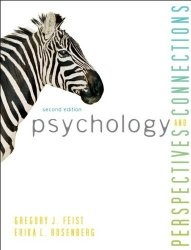 Книга Psychology: Perspectives and Connections, 2nd Edition
