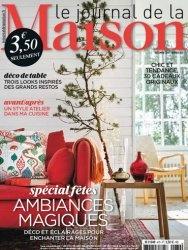 Журнал Le Journal de la Maison - Décembre 2014/Janvier 2015