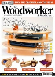 Журнал The Woodworker & Woodturner - January 2015