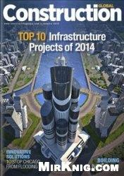 Журнал Global Construction - January 2015