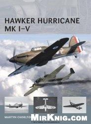 Книга Hawker Hurricane Mk I–V (Osprey Air Vanguard 6)