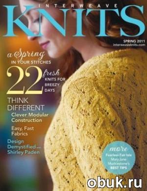 Книга Interweave Knits Spring 2011