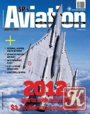 Журнал SP's Aviation Magazine 2012-01