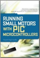 Книга Running small motors with PIC microcontrollers