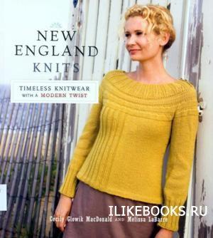 Журнал New England Knits: Timeless Knitwear with a Modern Twist