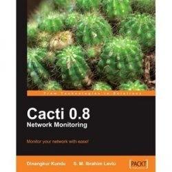 Аудиокнига Cacti 0.8 Network Monitoring