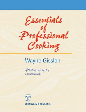 Журнал Essentials of Professional Cooking
