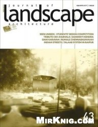 Журнал Journal of Landscape Architecture №43