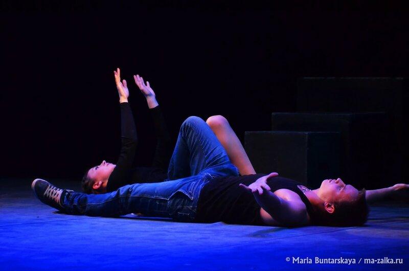 Проект 'Закулисье', Саратов, театр кукол 'Теремок', 22 марта 2015 года