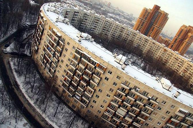 Московский «Бублик»