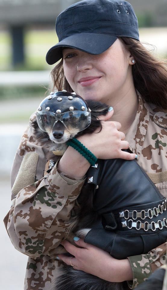 открытие мотосезона в Луганске