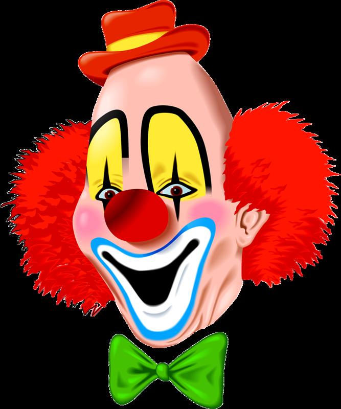 Рисунки клоунов смешные, открытки