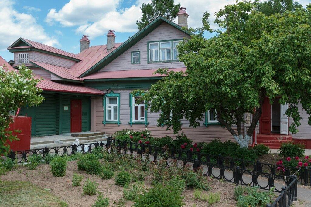 Дом Чкаловых, Чкаловск