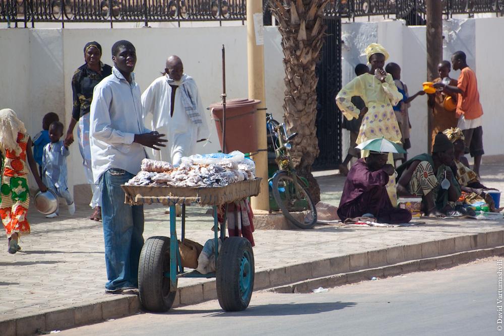 Сенегал, Туба.