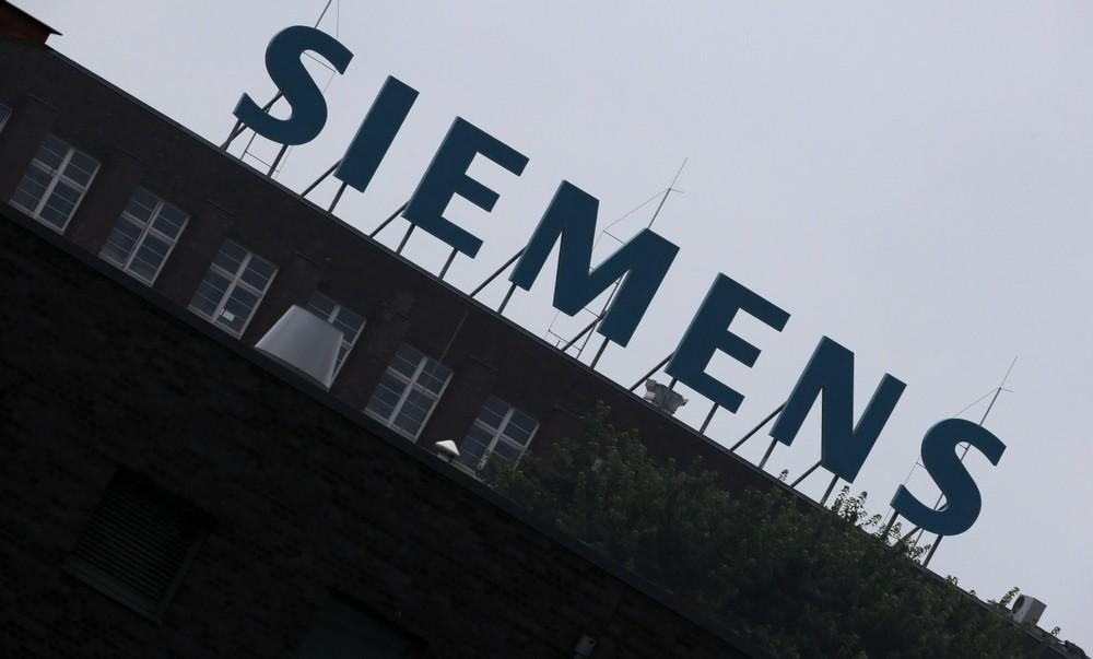 Siemens Логотип Реклама