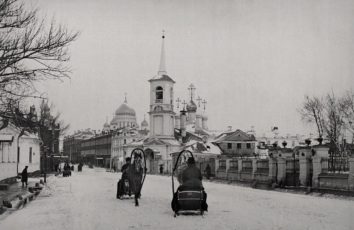 218. Остоженка.1890