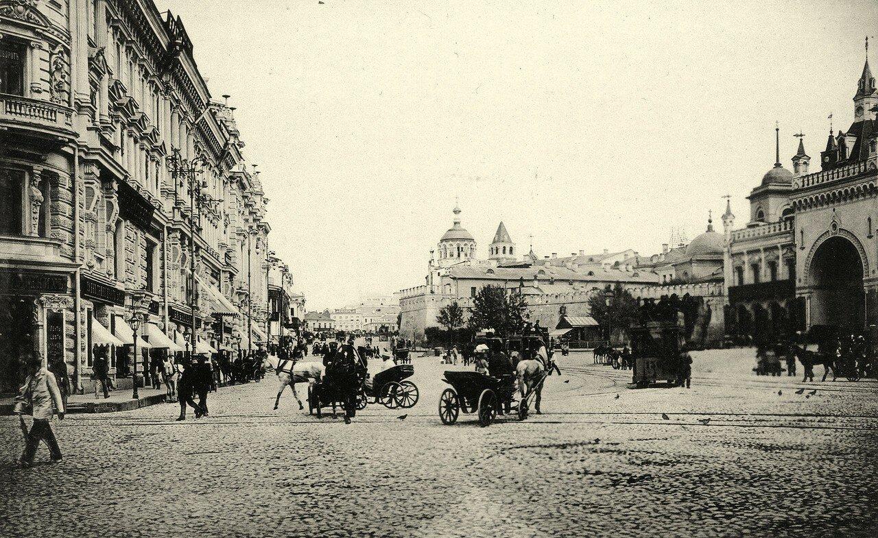 242. Театральный проезд.1895