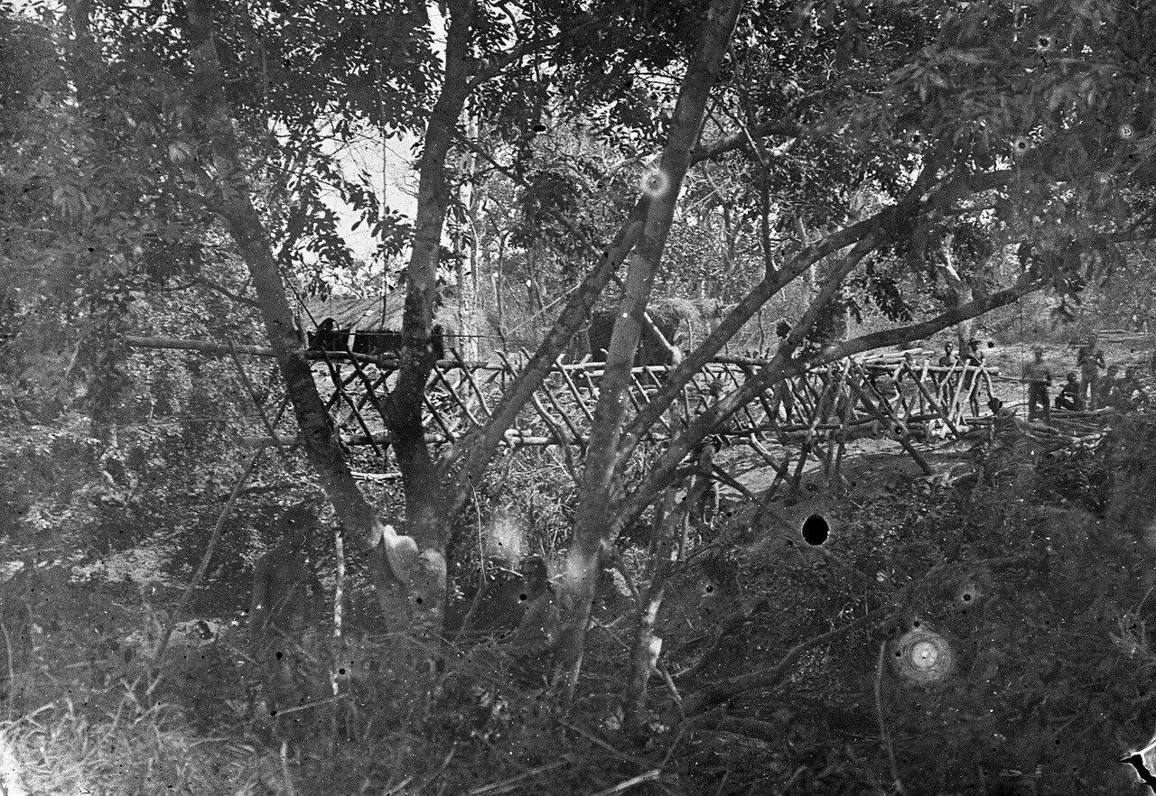 Савалу. Мост